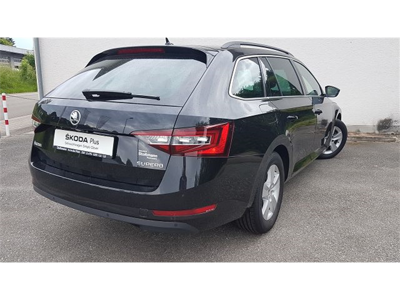 skoda superb combi 2 0 tdi dsg ambition navi xenon. Black Bedroom Furniture Sets. Home Design Ideas